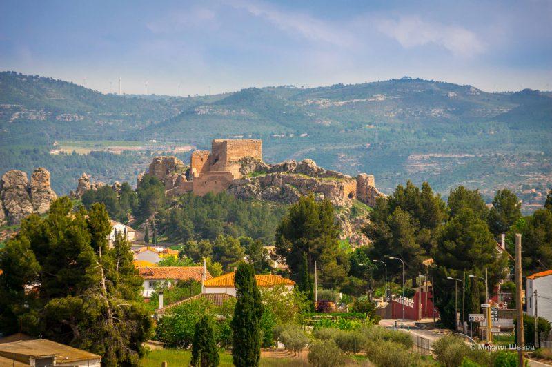 Замок Айора, Валенсия