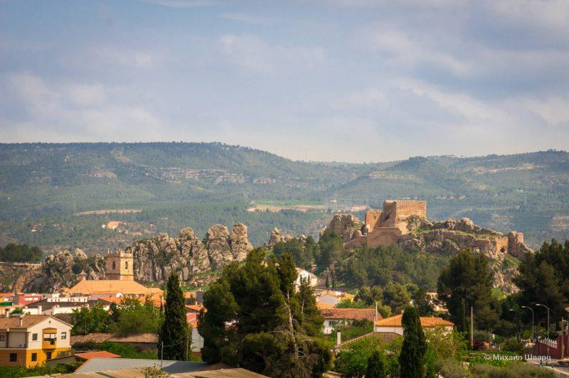 Крепость Ayora