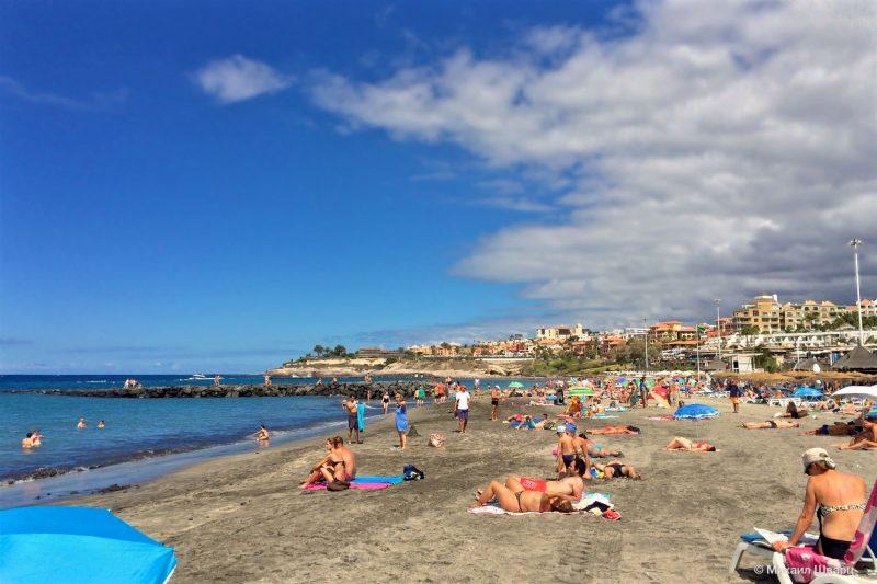 Costa Adeje – курорт на южном побережье Тенерифе