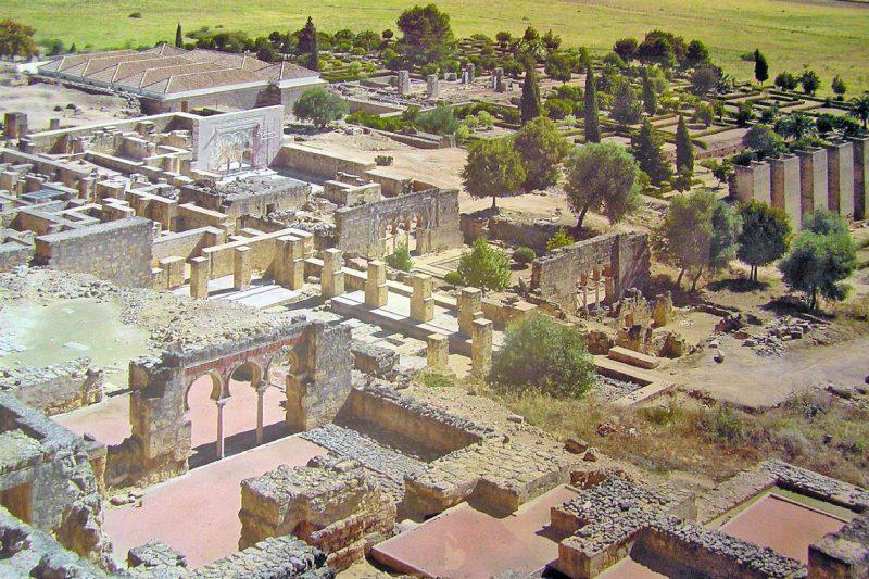 Раскопки Medina Azahara