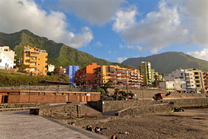Поселок Bajamar