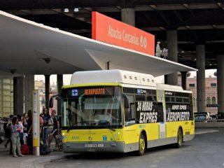 Как добраться из аэропорта Мадрида в центр
