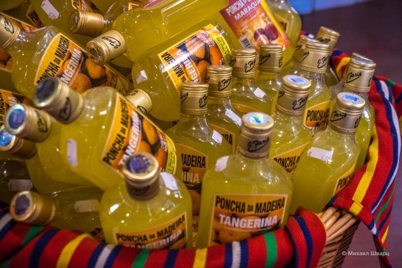 Poncha – традиционный крепкий алкогольный напиток Мадейры
