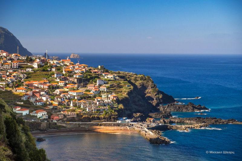 Сейшал, остров Мадейра