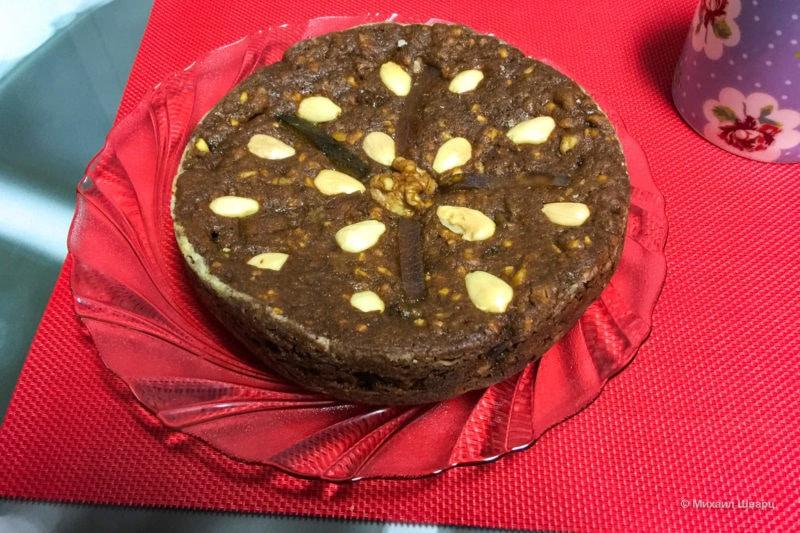 Медовый торт (пирог)