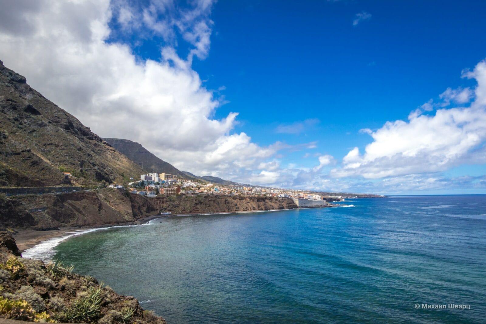 Playa del Arenal - Сёрф спот