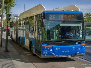Транспорт в Мадриде