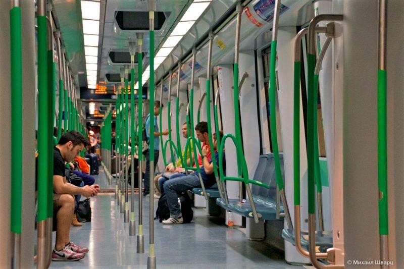 Мадридское метро