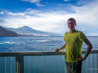 Квартира с видом на вулкан на Тенерифе