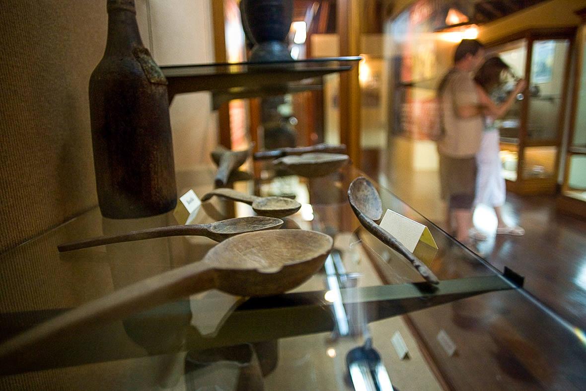 Деревянная посуда (фото: ElHierroTurismo)