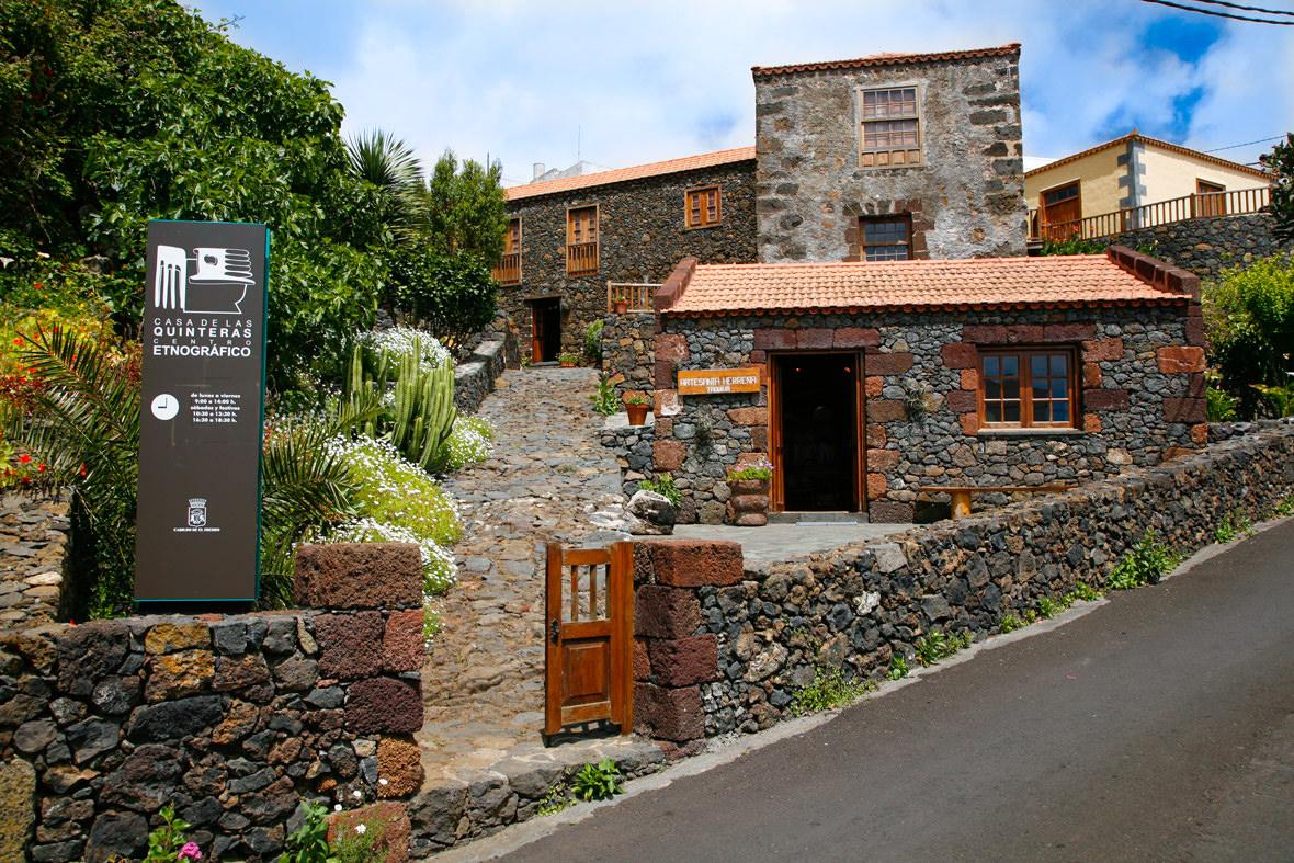 Дом Кинтерас (фото: ElHierroTurismo)