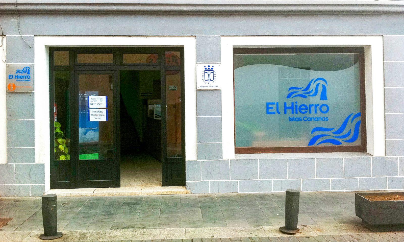 Туристический офис в Вальверде (фото: ElHierroTurismo)