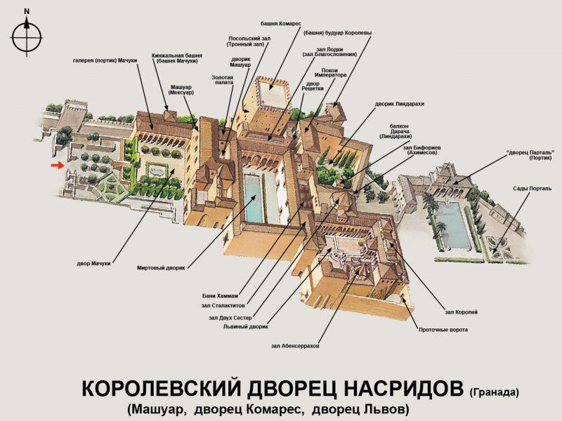 Дворец Насридов