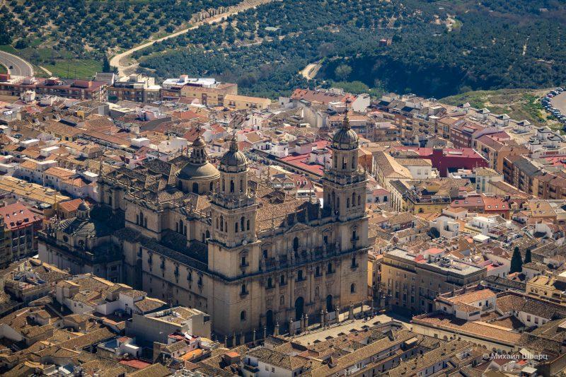 Кафедральный собор в городе Хаэн (Catedral de la Asunción de Jaén)