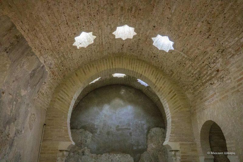 Арабские бани Хаэна