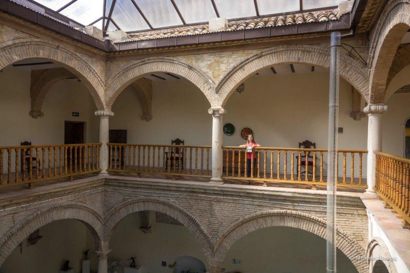 Центральный двор дворца