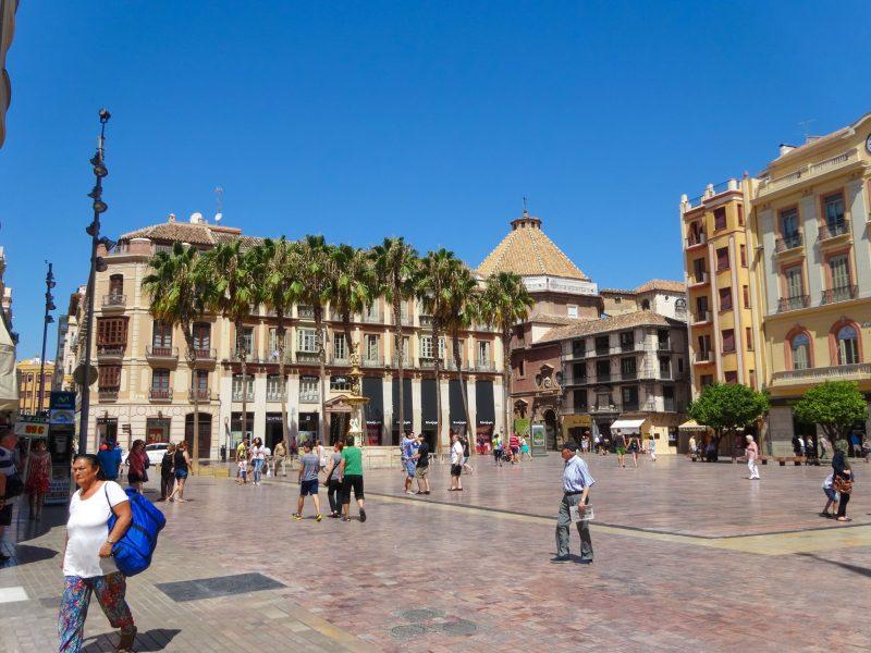 Площадь Конституции (Plaza de la Constitución)