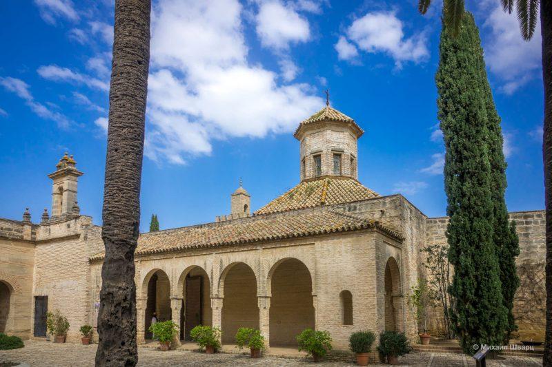 Церковь Санта Мария ла Реал, бывшая мечеть