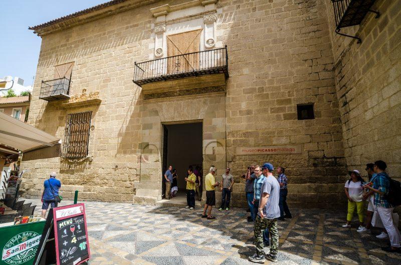 Музей Пикассо в Малаге