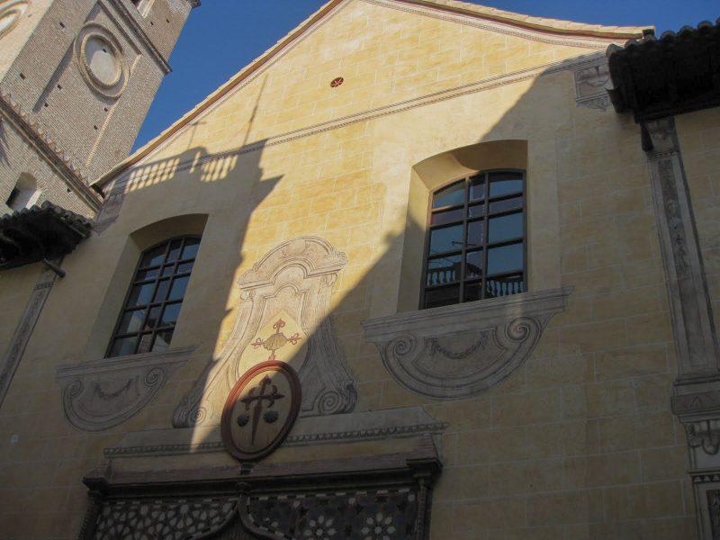 Церковь Апостола Сантьяго (Iglesia de Santiago Apostol)