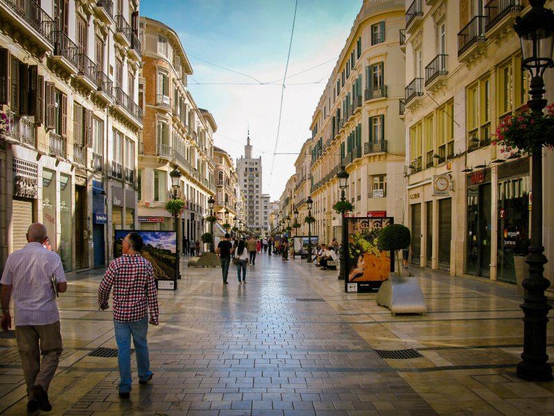 Улица Маркес де Лариос
