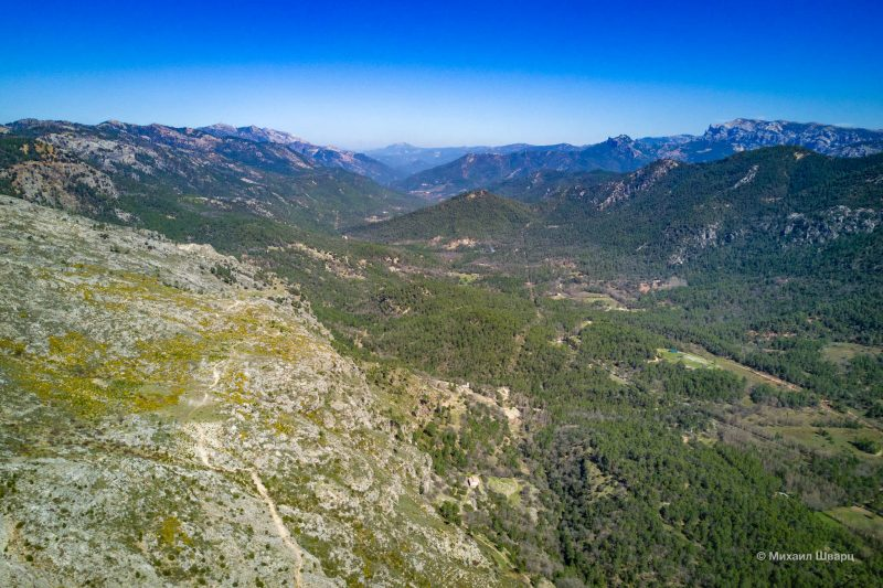 Парк Sierras de Cazorla во 2 раз 2