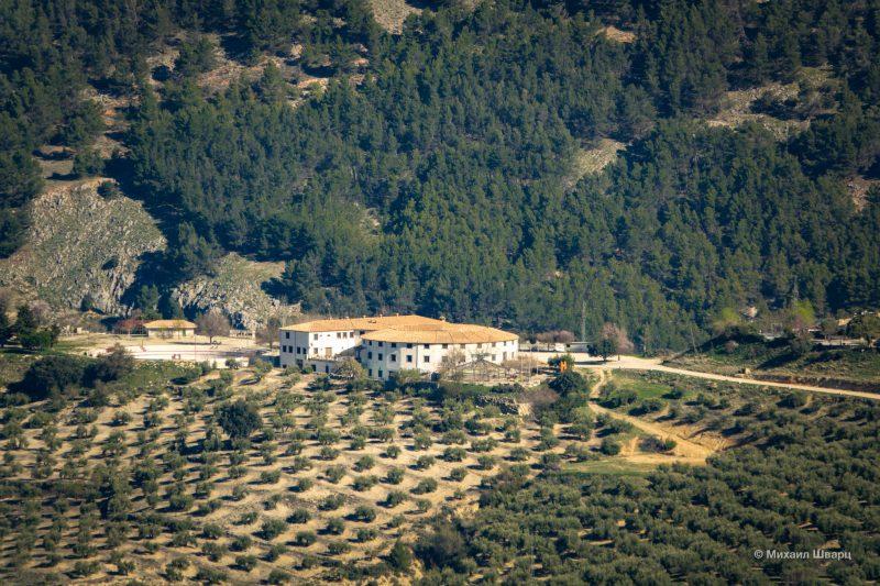 Парки и замки вокруг Гранады и Хаэна: что посмотреть? 57