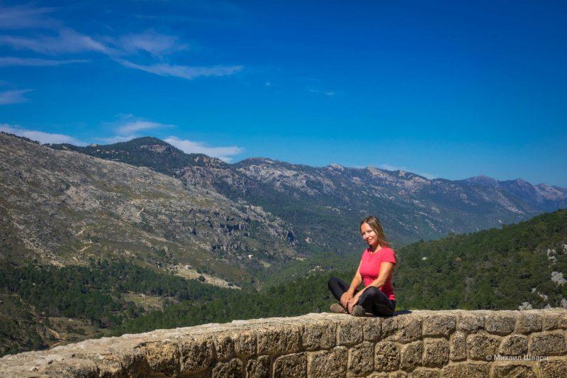 Парк Sierras de Cazorla во 2 раз 9