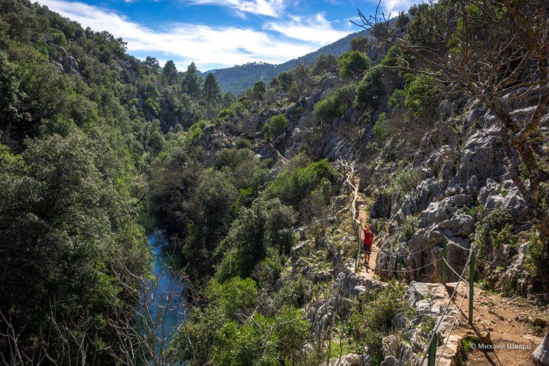 Парк Sierras de Cazorla во 2 раз 13