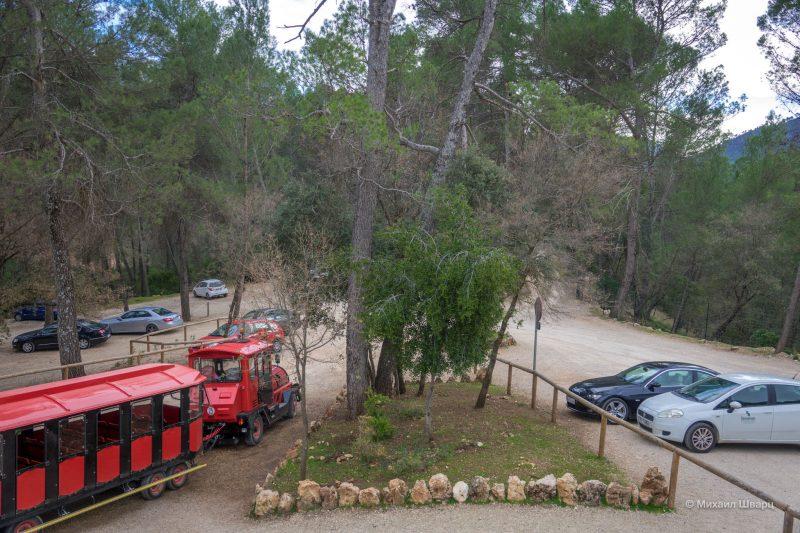 Парк Sierras de Cazorla во 2 раз 19