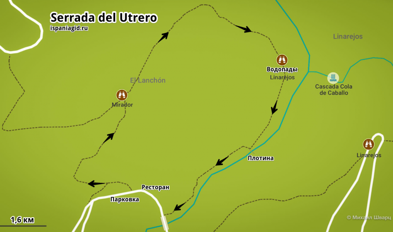 Парк Sierras de Cazorla во 2 раз 7