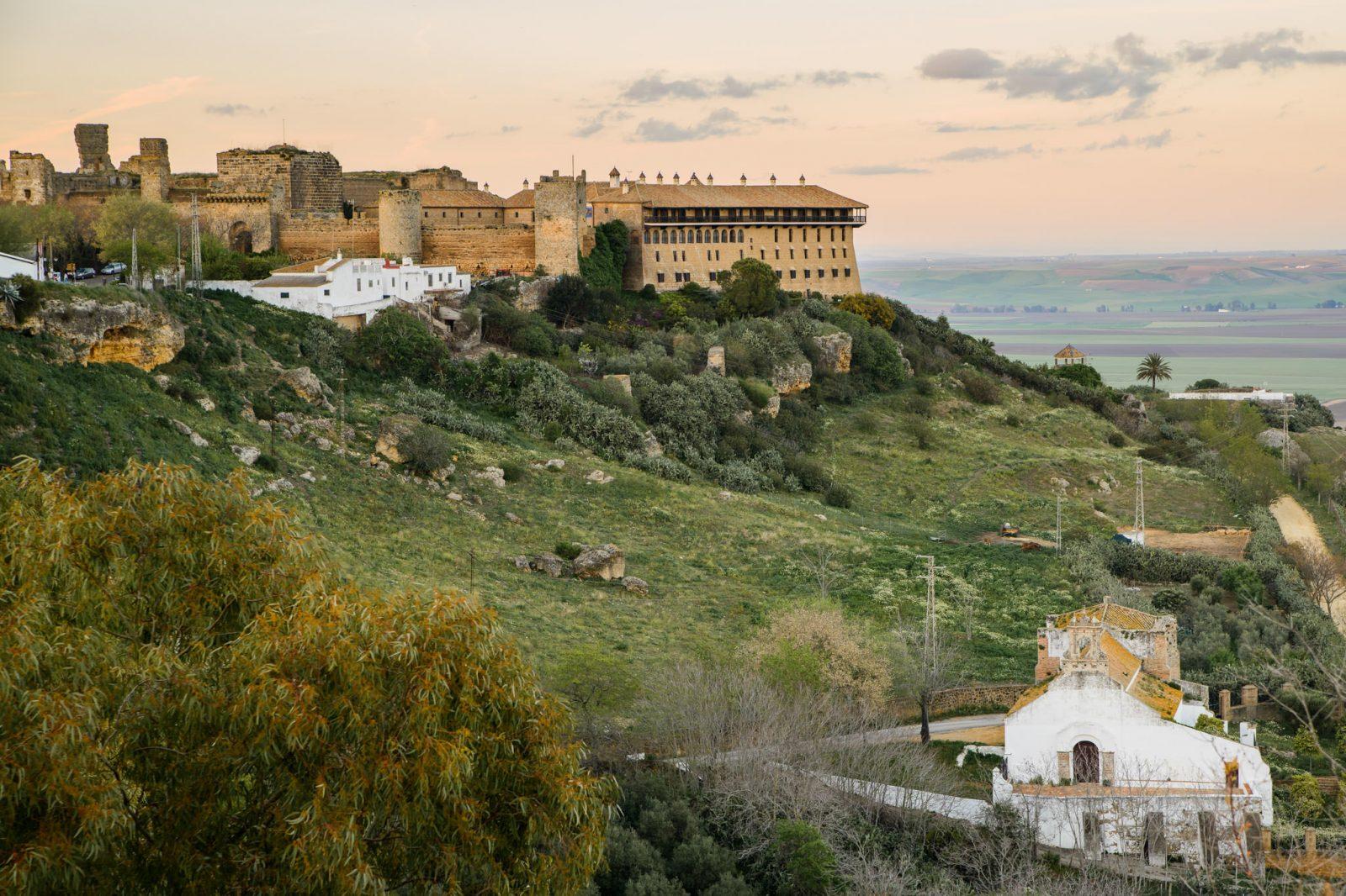 Дворец Педро и Эрмита-де-Сан-Матео (фото: Jose Manuel Martin)