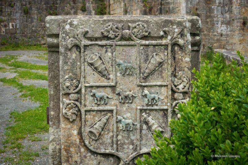 Герб семейства Бутрон