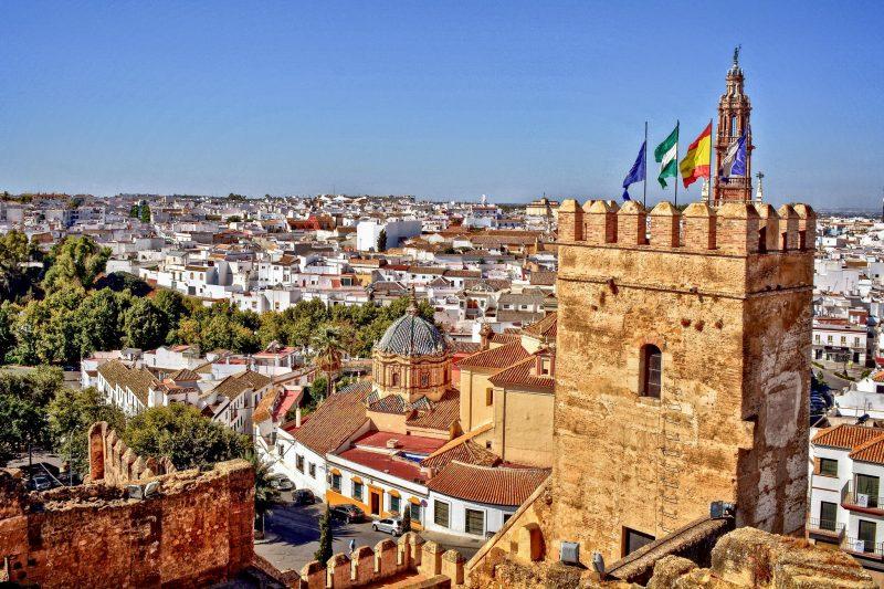 Город Кармона, Андалусия