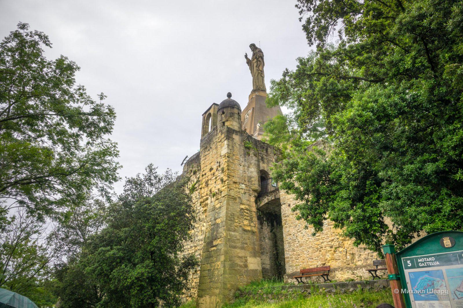 Крепость La Mota