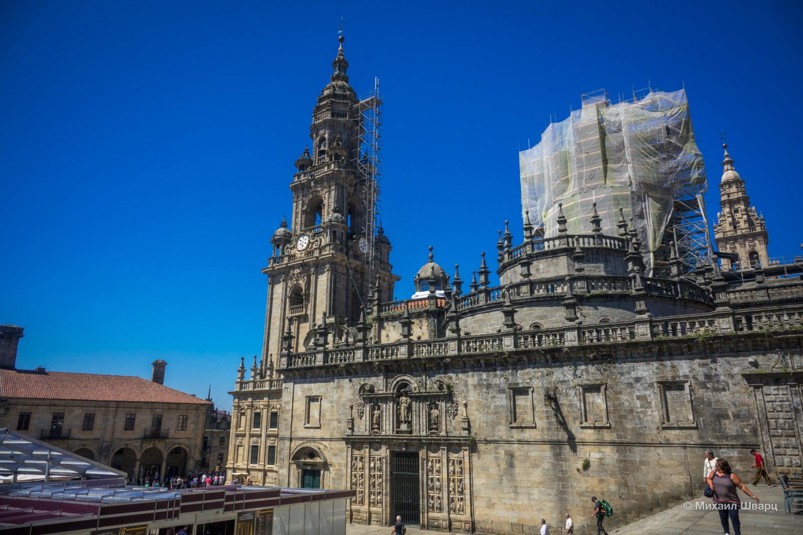 Часовая башня Berenguela
