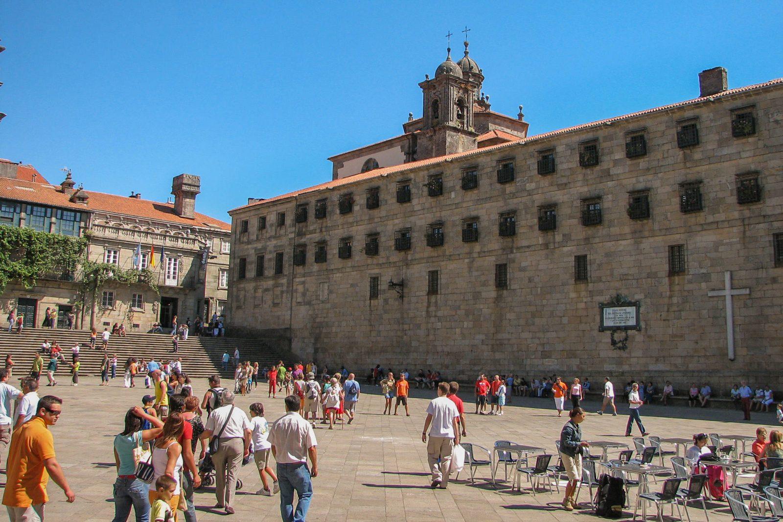Монастырь San Paio de Antealtares (фото: Alberto)