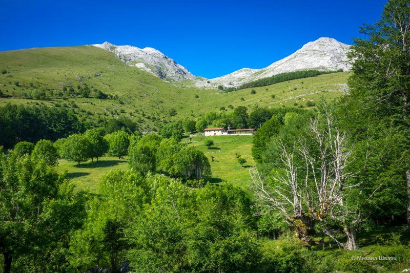 Поездка на север Испании: что почём и маршрут 25