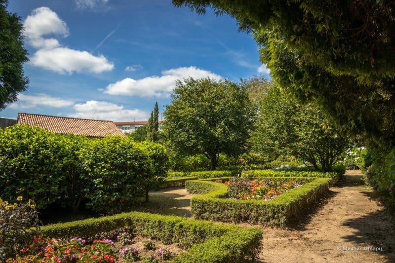 Парк Санто-Доминго-де-Бонаваль