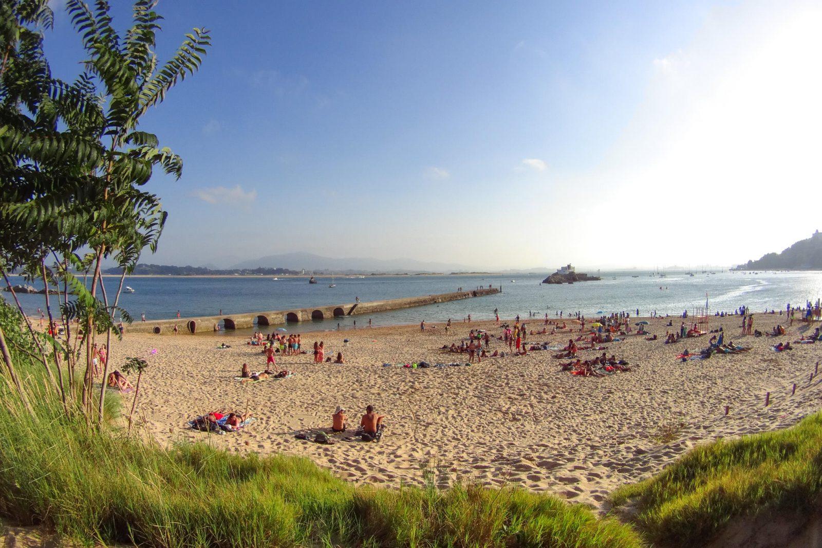 Пляж бикини (фото: Jose López Arredondo)