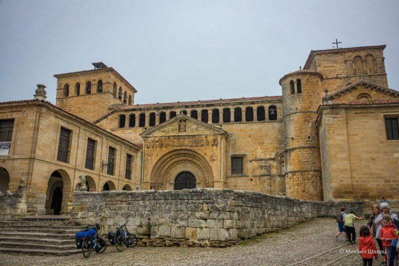 Монастырская церковь Святой Юлианы