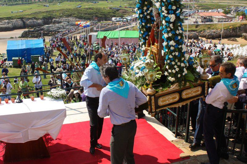 Паломничество к часовни La Virgen del Mar