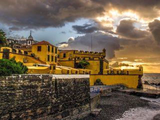 Крепость Сан-Тияго
