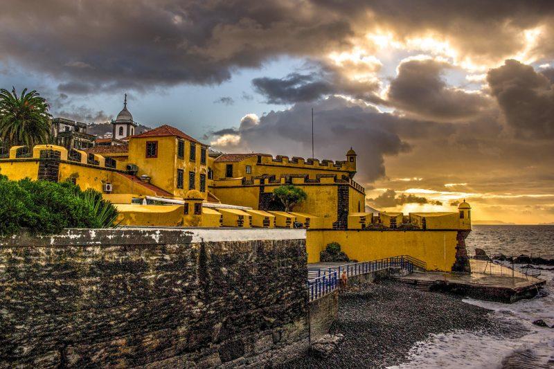 Крепость Сан-Тиаго, Мадейра