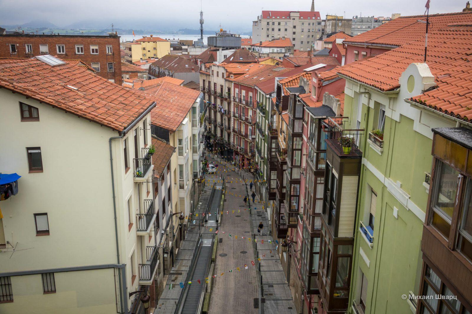 Улица Rio de la Pila