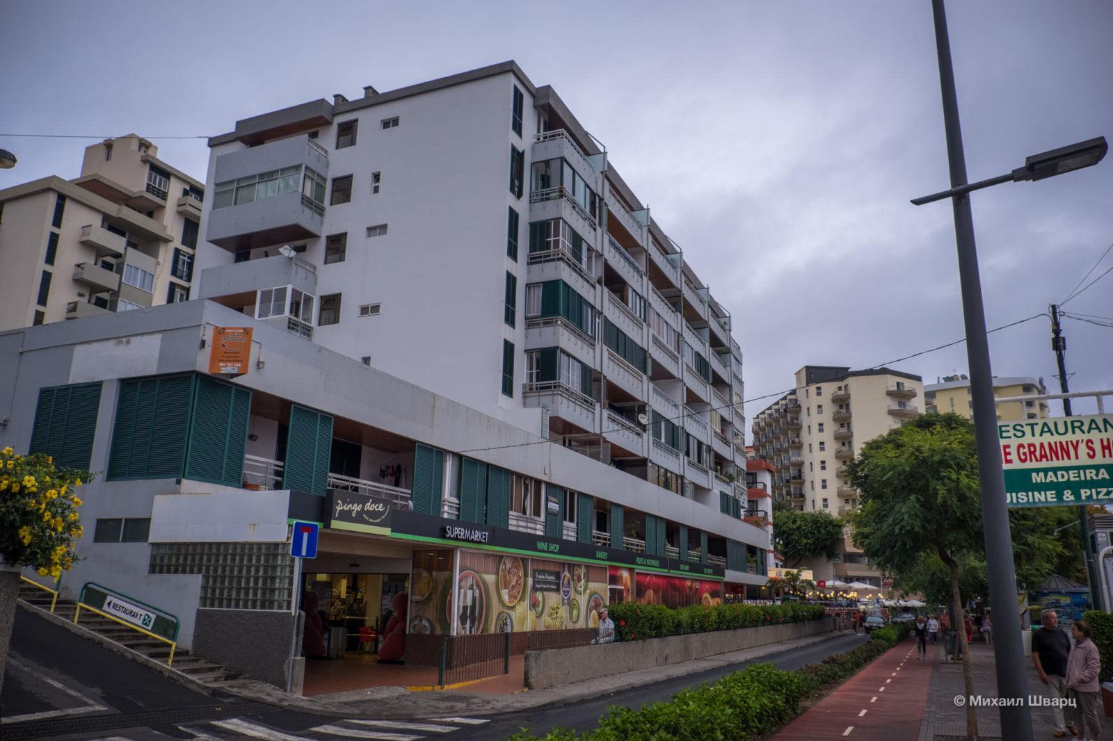 Квартира в этом здании