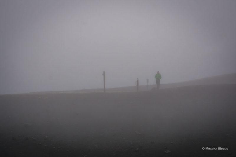 Маршрут по вулканам около Тейде 14