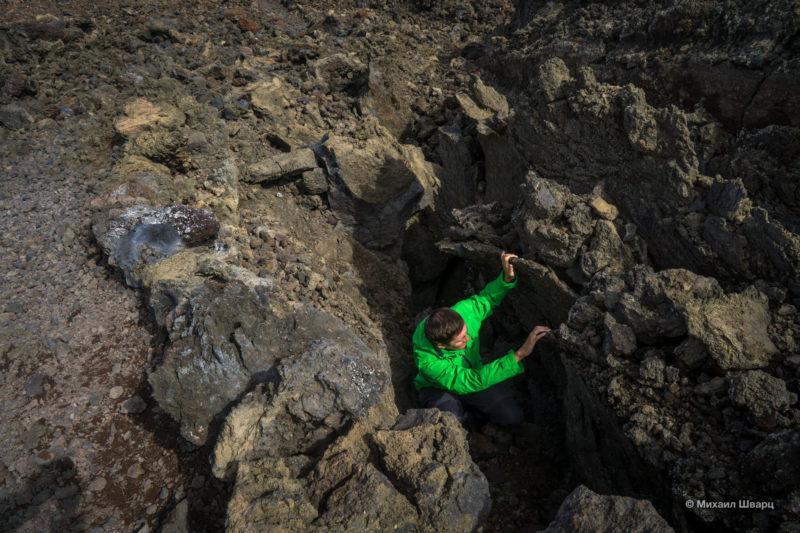 Маршрут по вулканам около Тейде 7