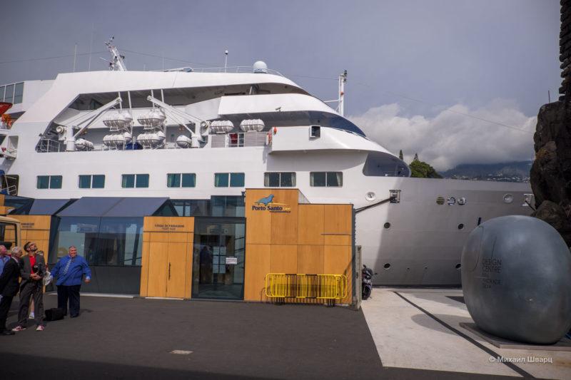Как добраться c Мадейры до Порту-Санту 2