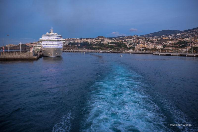 Как добраться c Мадейры до Порту-Санту 11